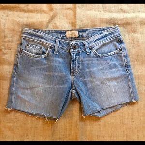 BKE Denim Jean Shorts Sz 27